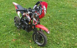 49CC 2-Stroke Toy Motorcycle