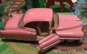 Kinsmart 1953 Cadillac Car