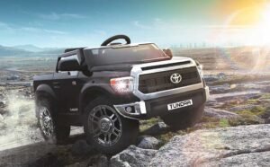 Rock Wheels Licensed Toyota Tundra Toy Truck