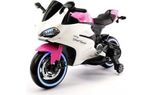 Street Racer Electric Toy Motorcycle